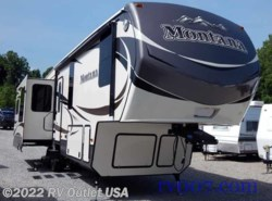 New 2016  Keystone Montana 3000RE Legacy by Keystone from RV Outlet USA in Ringgold, VA