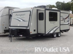 New 2017  Keystone Passport 217EXP by Keystone from RV Outlet USA in Ringgold, VA