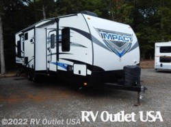 Used 2015  Keystone Fuzion Impact 301 by Keystone from RV Outlet USA in Ringgold, VA