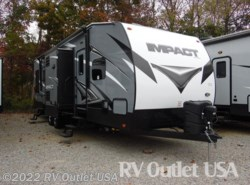New 2017  Keystone Fuzion Impact 332 by Keystone from RV Outlet USA in Ringgold, VA