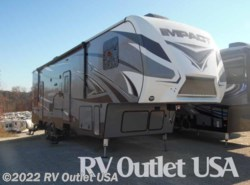 New 2017  Keystone Fuzion Impact 311 by Keystone from RV Outlet USA in Ringgold, VA