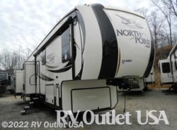 New 2017  Jayco North Point 379DBFS by Jayco from RV Outlet USA in Ringgold, VA
