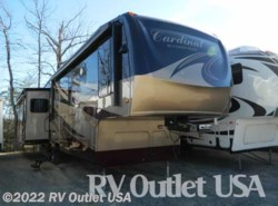 Used 2010  Forest River Cardinal 3450 RL by Forest River from RV Outlet USA in Ringgold, VA