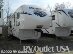 Used 2013  Keystone Montana Mountaineer 295RKD