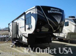 New 2017  Heartland RV Road Warrior 413 RW by Heartland RV from RV Outlet USA in Ringgold, VA