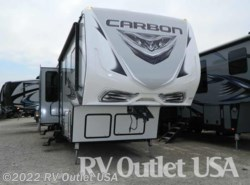 New 2017  Keystone Carbon 364 by Keystone from RV Outlet USA in Ringgold, VA