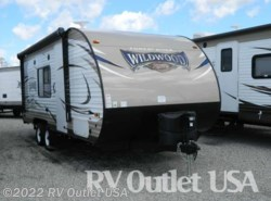 New 2017  Forest River Wildwood X-Lite 201BHXL by Forest River from RV Outlet USA in Ringgold, VA