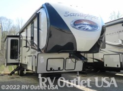 New 2018  Forest River Sandpiper 367DSOK by Forest River from RV Outlet USA in Ringgold, VA