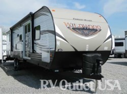 New 2018  Forest River Wildwood 37BHSS2Q by Forest River from RV Outlet USA in Ringgold, VA