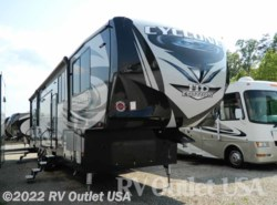 New 2018  Heartland RV Cyclone 4200 HD by Heartland RV from RV Outlet USA in Ringgold, VA