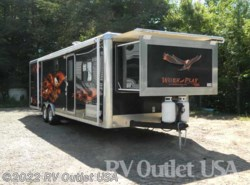 Used 2009  Forest River Work and Play 28FS by Forest River from RV Outlet USA in Ringgold, VA