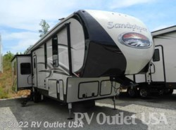 New 2018  Forest River Sandpiper 372LOK by Forest River from RV Outlet USA in Ringgold, VA
