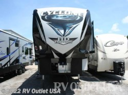 New 2018  Heartland RV Cyclone 4115HD by Heartland RV from RV Outlet USA in Ringgold, VA
