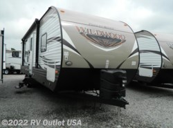 New 2018  Forest River Wildwood 27RKSS by Forest River from RV Outlet USA in Ringgold, VA