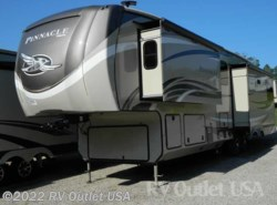 New 2018  Jayco Pinnacle 37RSTS by Jayco from RV Outlet USA in Ringgold, VA