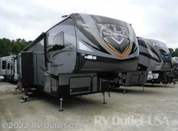New 2018  Forest River XLR Thunderbolt 413AMP by Forest River from RV Outlet USA in Ringgold, VA