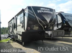 New 2018  Heartland RV Road Warrior 427RW by Heartland RV from RV Outlet USA in Ringgold, VA