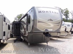 New 2018  Keystone Montana 3721RL by Keystone from RV Outlet USA in Ringgold, VA