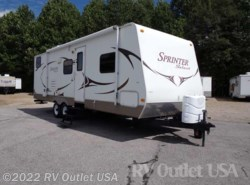 Used 2010  Keystone Sprinter 26BH by Keystone from RV Outlet USA in Ringgold, VA