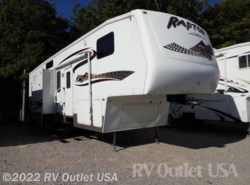 Used 2007  Keystone Raptor 3712TS by Keystone from RV Outlet USA in Ringgold, VA