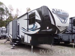 New 2018  Heartland RV Cyclone 4113 HD by Heartland RV from RV Outlet USA in Ringgold, VA