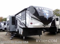 New 2018  Heartland RV Cyclone 3513 HD by Heartland RV from RV Outlet USA in Ringgold, VA