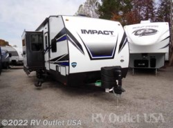 New 2018  Keystone Fuzion Impact 330 by Keystone from RV Outlet USA in Ringgold, VA