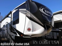 New 2018  Heartland RV Torque 371 by Heartland RV from RV Outlet USA in Ringgold, VA