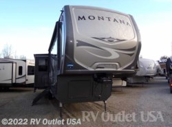 New 2018  Keystone Montana 3561RL Legacy by Keystone from RV Outlet USA in Ringgold, VA
