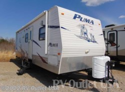 Used 2009  Palomino Puma 25RBSS by Palomino from RV Outlet USA in Ringgold, VA