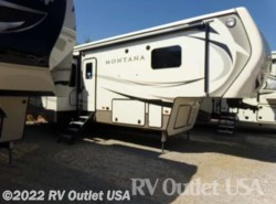 New 2018  Keystone Montana 3561RL by Keystone from RV Outlet USA in Ringgold, VA