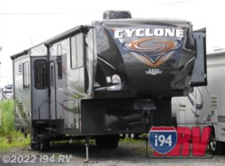 New 2015  Heartland RV Cyclone CY 4000 by Heartland RV from i94 RV in Wadsworth, IL