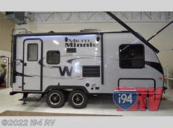 New 2018  Winnebago Micro Minnie 1808FBS by Winnebago from i94 RV in Wadsworth, IL