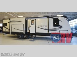 New 2018 Keystone Sprinter 312MLS available in Wadsworth, Illinois