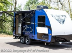 New 2018  Winnebago Micro Minnie 1706FB by Winnebago from B Young RV in Milwaukie, OR