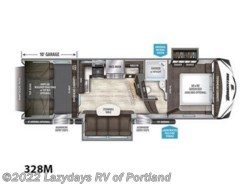 New 2018  Grand Design Momentum M-Class 328M by Grand Design from B Young RV in Milwaukie, OR