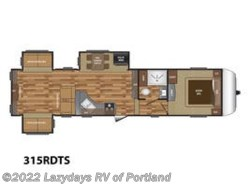 New 2019  Keystone Hideout 315RDTS by Keystone from B Young RV in Milwaukie, OR