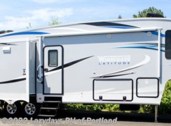 Used 2016  Winnebago Latitude 35RL