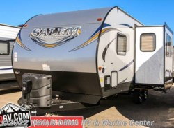 New 2016 Forest River Salem 23Rbs available in Boise, Idaho