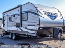 New 2017  Forest River Salem 21Rbs by Forest River from Dennis Dillon RV & Marine Center in Boise, ID
