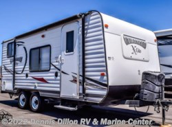 Used 2014  Forest River Wildwood 181Bhxl