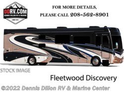 New 2018  Fleetwood Discovery 39G by Fleetwood from Dennis Dillon RV & Marine Center in Boise, ID