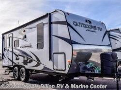 New 2018  Outdoors RV Black Rock 20Rd by Outdoors RV from Dennis Dillon RV & Marine Center in Boise, ID