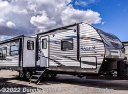 New 2018  Forest River Salem 27Reis by Forest River from Dennis Dillon RV & Marine Center in Boise, ID