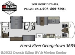 New 2018  Forest River Georgetown 5 Series GT5 36B5 by Forest River from Dennis Dillon RV & Marine Center in Boise, ID