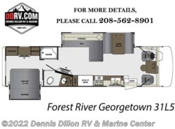 New 2018  Forest River Georgetown 31L5 by Forest River from Dennis Dillon RV & Marine Center in Boise, ID