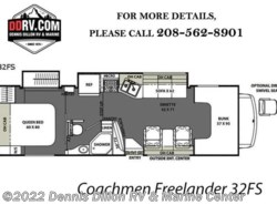 New 2018  Coachmen Freelander  32Fs by Coachmen from Dennis Dillon RV & Marine Center in Boise, ID
