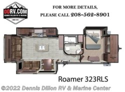 New 2018  Open Range Roamer 323Rls by Open Range from Dennis Dillon RV & Marine Center in Boise, ID