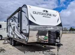 New 2019  Outdoors RV  Outdoors Rv Creekside 21Rbs by Outdoors RV from Dennis Dillon RV & Marine Center in Boise, ID