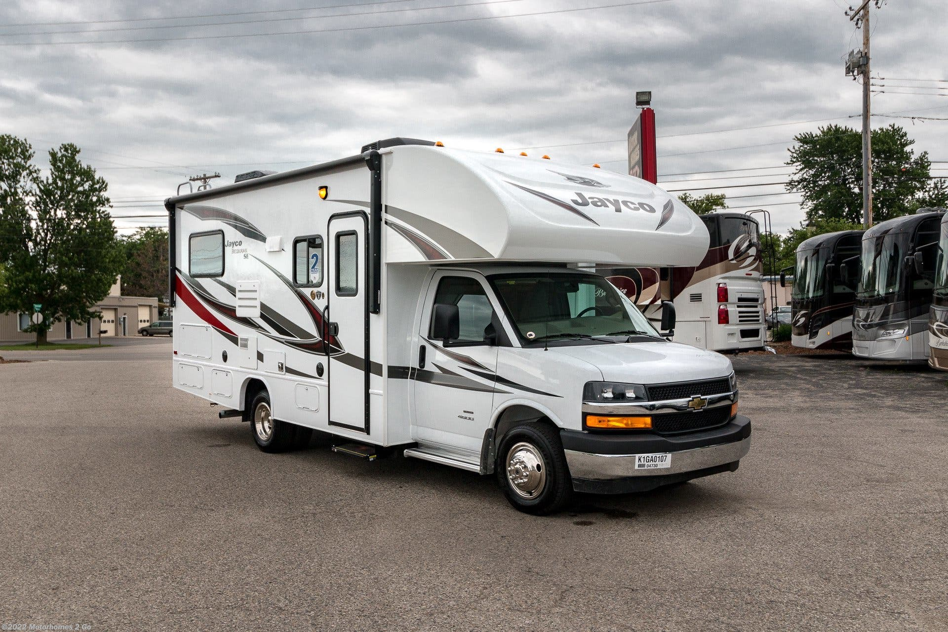 2019 Jayco RV Redhawk SE 22A for Sale in Grand Rapids, MI 49548 | 34777